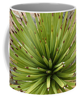 Young Yucca Coffee Mug