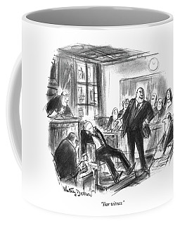 Your Witness Coffee Mug