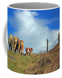 Youth In Defiance Coffee Mug