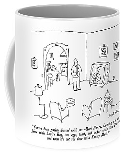 You've Been Getting Dressed With Me - Herb Henry Coffee Mug