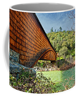 Coffee Mug featuring the photograph Yuba State Park by Jim Thompson