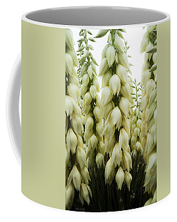 Coffee Mug featuring the photograph Yucca Forest by Steven Milner