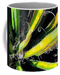 Yucca Spirals Coffee Mug
