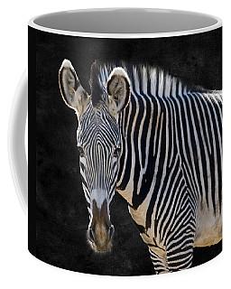 Z Is For Zebra Coffee Mug