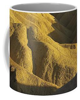 Coffee Mug featuring the photograph Zabriski Point #4 by Stuart Litoff