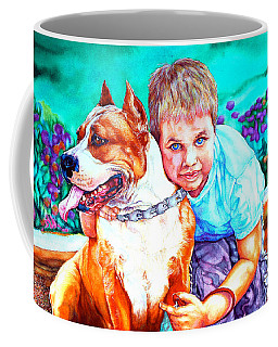 Zac And Zuzu Coffee Mug