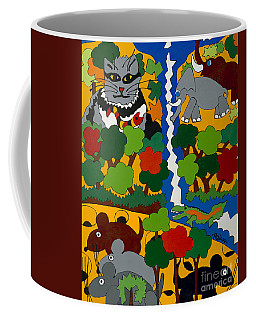 Zane Grey In Africa Coffee Mug