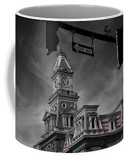 Zanesville Oh Courthouse Coffee Mug