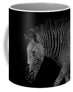 Zebra Art Coffee Mug