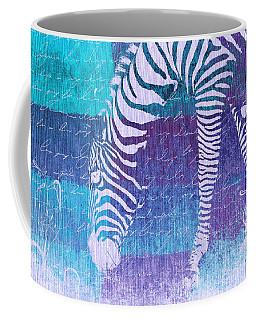 Zebra Art - Bp02t01 Coffee Mug