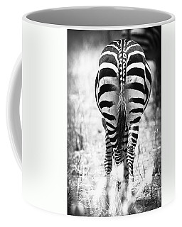 Zebra Butt Coffee Mug
