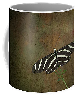 Zebra Longwing  Butterfly-1 Coffee Mug