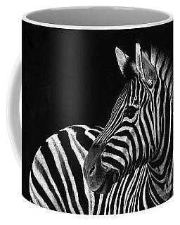 Zebra No. 3 Coffee Mug