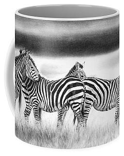 Zebra Panarama Coffee Mug