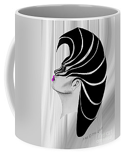 Zebra Punk Coffee Mug