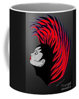 Zee Fire Coffee Mug