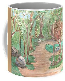 Zen House Coffee Mug