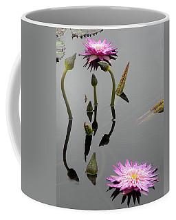 Zen Lilies Coffee Mug