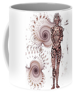 Zen Tangles Coffee Mug
