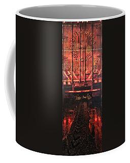 Zen Transport Coffee Mug