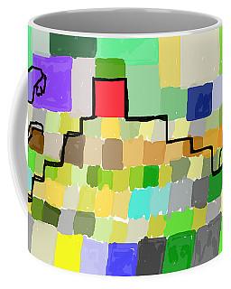 Ziggurat Coffee Mug