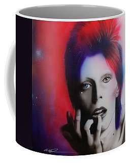 Ziggy Stardust Coffee Mug