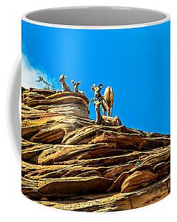 Zion Bighorn Sheep Coffee Mug