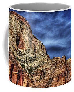 Zion Face 695 Coffee Mug