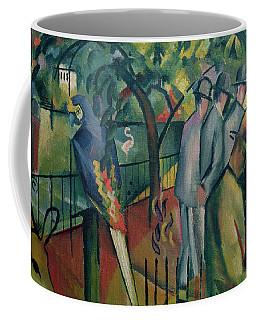 Zoological Garden I, 1912 Oil On Canvas Coffee Mug