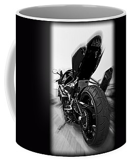 Zoomed Gsxr Coffee Mug