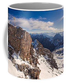 Zugspitze Summit Coffee Mug
