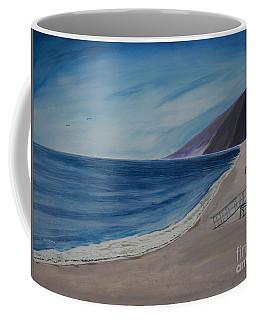 Zuma Lifeguard Tower #5 Coffee Mug