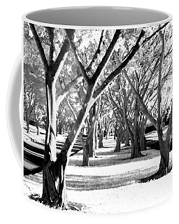 Banyan Trees Coffee Mug by Tom Bush IV