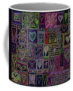 Find U'r Love Found V 3 Coffee Mug
