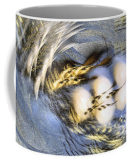 Promise Me Spring Will Come - Abstract Art Coffee Mug