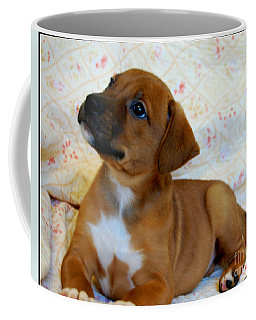 Coffee Mug featuring the photograph   Take Me Home Please by Peggy Franz