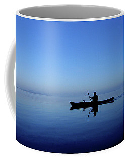 Serenity Surrounds Coffee Mug