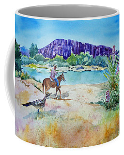 Texas - Along The Rio-grande Coffee Mug