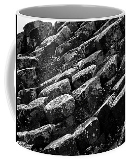 Another View Of The Giants Causeway Coffee Mug