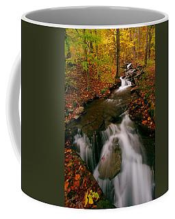 Autumn In New York Coffee Mug