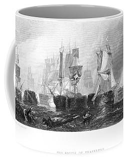 Battle Of Trafalgar, 1805 Coffee Mug