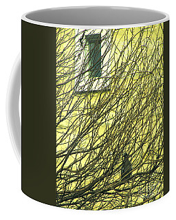 Branch Office Coffee Mug by Joe Jake Pratt