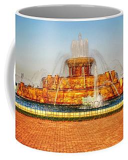 Buckingham Fountain Coffee Mug by Dan Stone