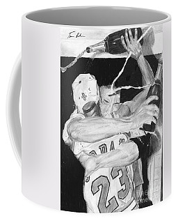 Bulls Celebration Coffee Mug