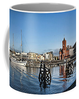 Cardiff Bay Panorama Coffee Mug