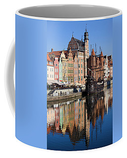 City Of Gdansk Coffee Mug