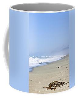 Coast Of Pacific Ocean In Canada Coffee Mug