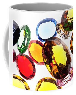 Colorful Gems Coffee Mug