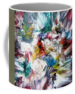 Crystal Layers Coffee Mug