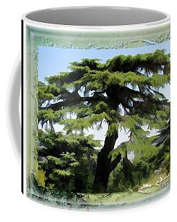 Do-00512 Cedar Forest Coffee Mug by Digital Oil